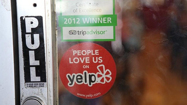 Business Owners Complain Of Positive Reviews Disappearing After Yahoo's Deal With Yelp