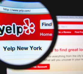 Someone Tied Fines to Yelp Reviews