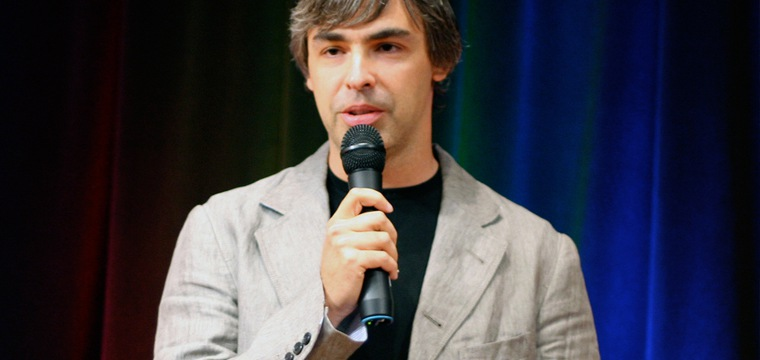 Larry Page Issues Annual Google Founders' Letter