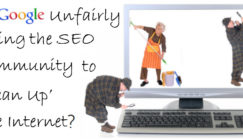 Is Google Unfairly Using the SEO Community to 'Clean Up' The Internet?