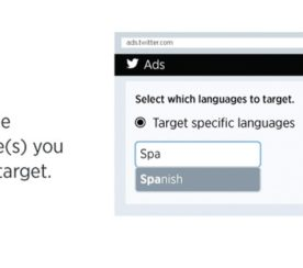 Twitter Introduces Language Targeting For Advertisers