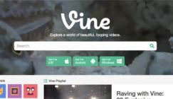 Vine Launches New Version Of Website, New Features Include Vine TV, Playlists And More