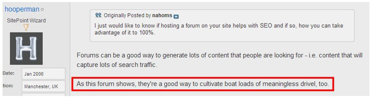How Your Business User Forum Can Skyrocket Your SEO