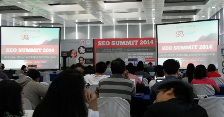 "Takeaways from Jason Acidre's ""From Zero to Hero"" #SEOSummit"