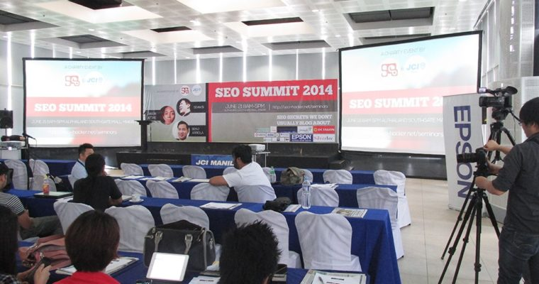 "Learn How to ""Make Conversion Happen"" From Benj Arriola: A #SEOSummit Recap"