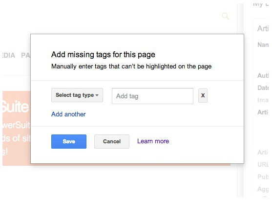 How to use Google's Structured Data Markup Helper | SEJ