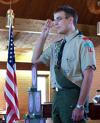 Boy Scouts of America Eagle Scout Court of Honor
