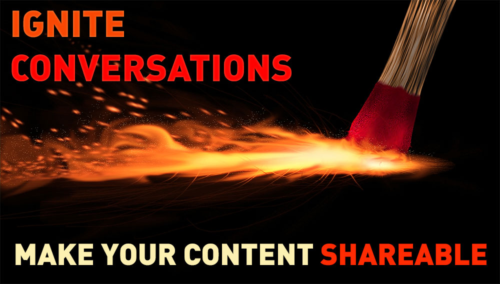 3 Simple Ways to Maximize Your Content Shareability