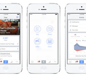 Facebook Releases New Version Of Pages Manager For iOS and Android