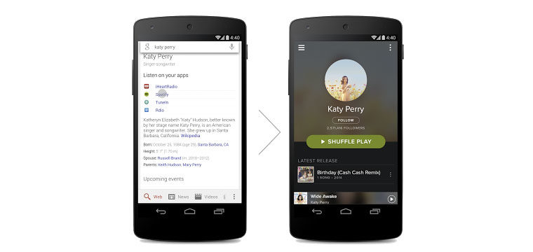 Now You Can Search For Music On Google And Play It Directly In Your Favorite App