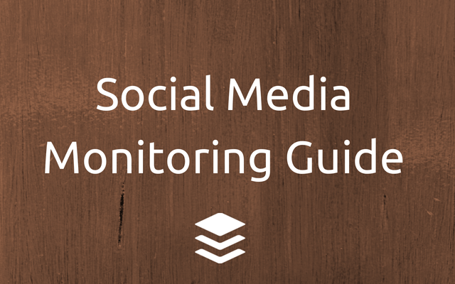 10 Unique Insights For Your Social Media Monitoring via @buffer