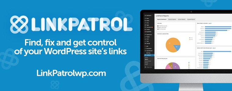 LinkPatrol a WordPress plugin for finding links on websites
