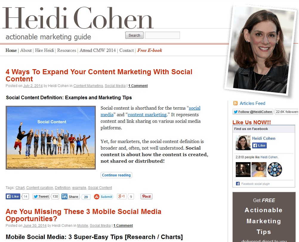 2014-07-02 20_33_58-Heidi Cohen - Actionable Marketing Guide