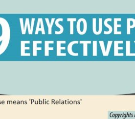 9 Ways to Use Your Online PR Effectively