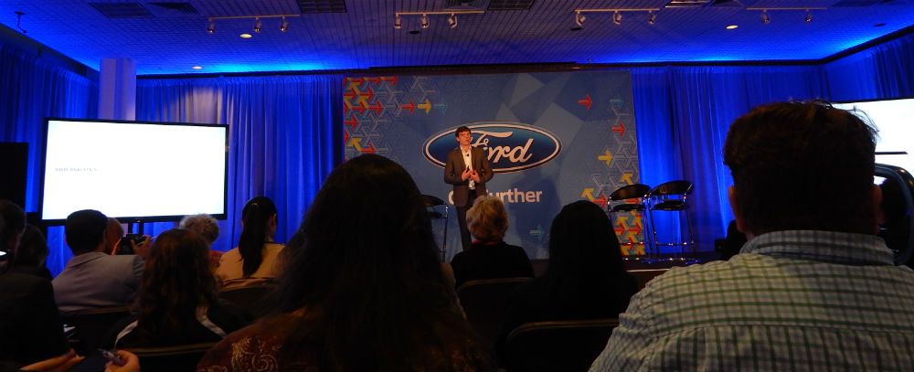 What's The Big Deal With Big Data? #FordTrends Recap