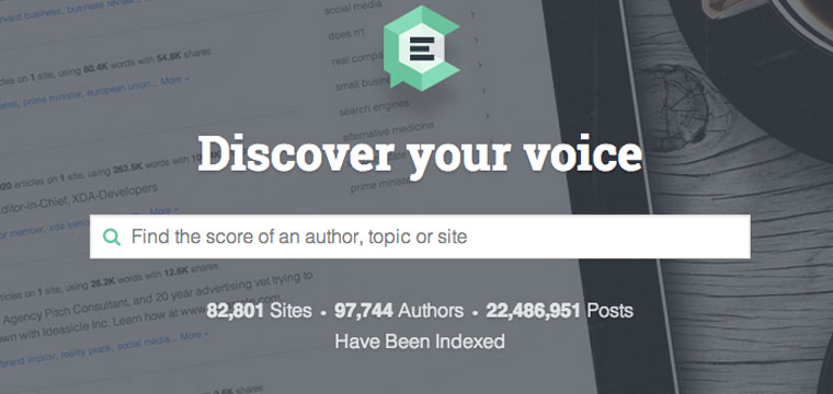ClearVoice Launches New Tool to Showcase Content Authority