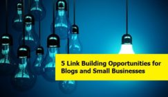 SEO 101: 5 Link Building Opportunities for Blogs and Small Businesses