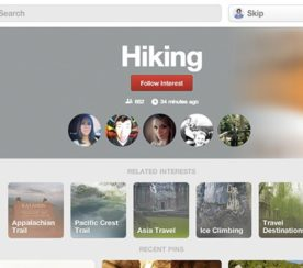 Follow What Interests You With New Pinterest Category Pages