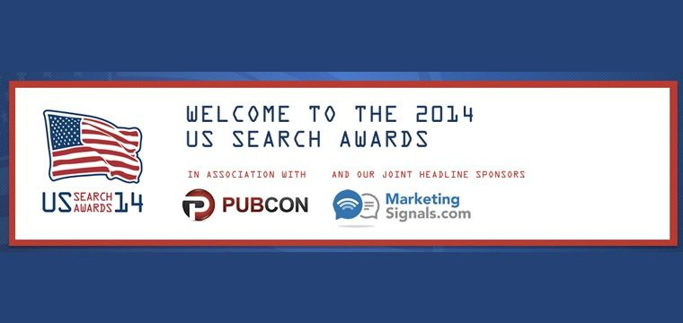 Shortlist Announced For The 2014 US Search Awards
