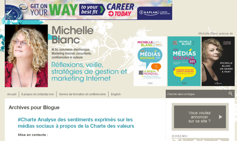 2014-08-09 09_36_10-Blogue Archives • Michelle Blanc, M.Sc. commerce électronique. Marketing Interne