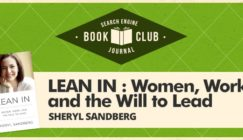 Lean In: Women, Work, and the Will to Lead | #SEJBookClub