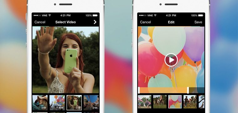 Twitter's Vine Now Allows You To Import Existing Videos, Plus New Editing Features