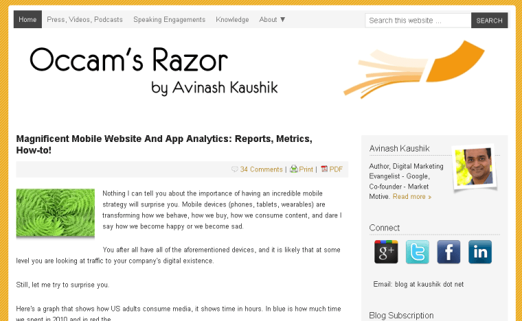 2014-09-23 16_56_19-Occam's Razor by Avinash Kaushik - Digital Marketing and Analytics Blog