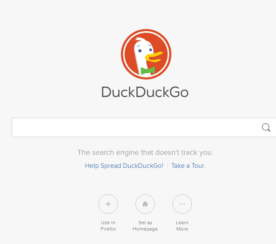 Why Did China Block Duck Duck Go?