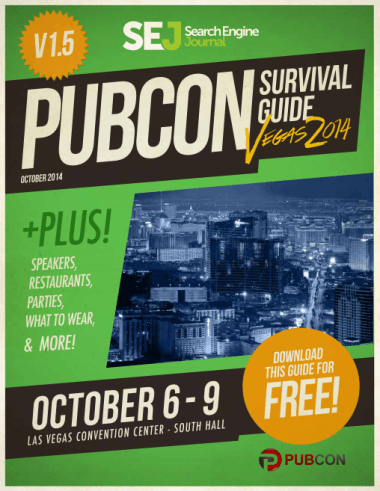 Pubcon Survival Guide 1.5
