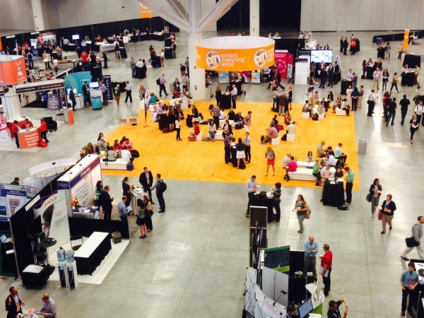 Content Marketing World Expo