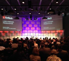 3 Tips To Start Companies That Solve the World's Problems #EmTech