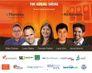 The Local Social 2014   DFW SEO   Social Media Conference