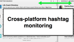 3 Ways to Create a Hashtag Monitoring Dashboard