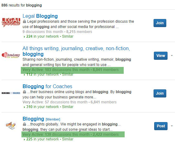 linkedin-groups-blogging