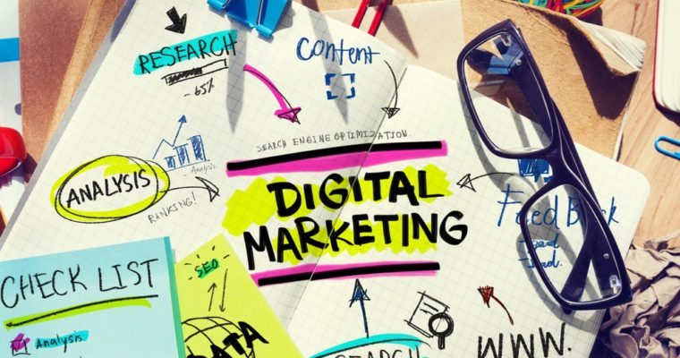 digital marketing team