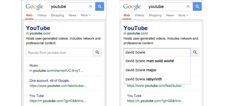 Google Launches New And Improved Sitelinks Search Box