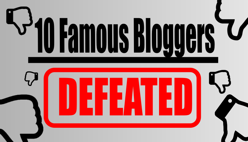 How Gmail Defeated 10 Famous Bloggers