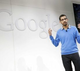 Larry Page Transfers Leadership Of Core Google Products, Including Search, Re/Code Reports