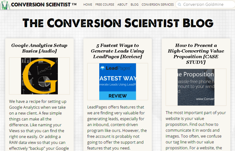 2014-10-22 18_25_29-The Conversion Scientist Blog - The Conversion Scientist