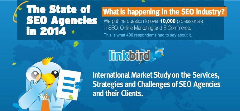 The State of SEO Agencies 2014: An In-Depth Study by linkbird [Infographic]