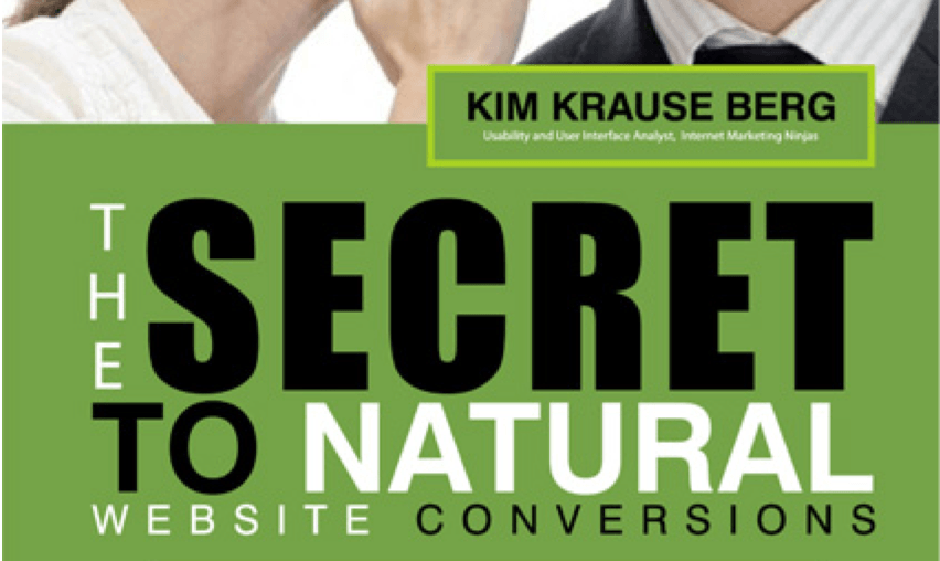 Natural Website Conversions by Kim Krause Berg