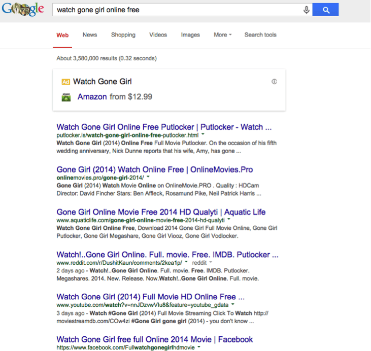 Google Pirate Just Hit Us: What It Means for Web Content