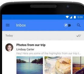 Google Reinvents The Email Experience With New 'Inbox' App