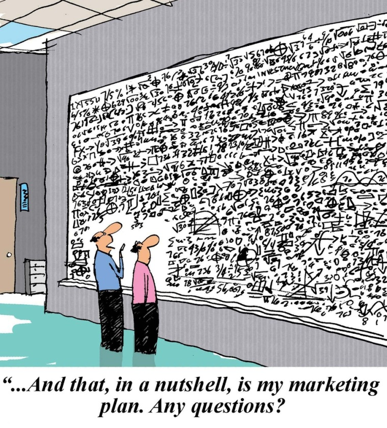 Marketing humor