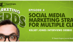 New #MarketingNerds Podcast: Social Media Marketing Strategy for Multiple Clients