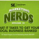 New #MarketingNerds Podcast: What It Takes To Get Your Business Ranked Locally with Bernadette Coleman