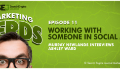 New #MarketingNerds Podcast: Taking Over a Social Media Account with Ashley Ward