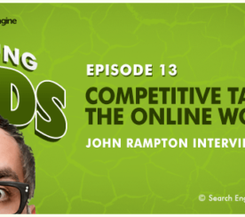 New #MarketingNerds Podcast: Competitive Online Tactics with Ira Kates