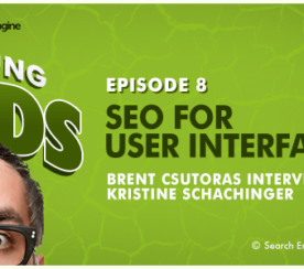 New #MarketingNerds Podcast: #SEO for User Interface Design with Kristine Schachinger