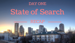 User Behavior, SEO Audits, Social Media: #StateofSearch 2014 Day One Recap